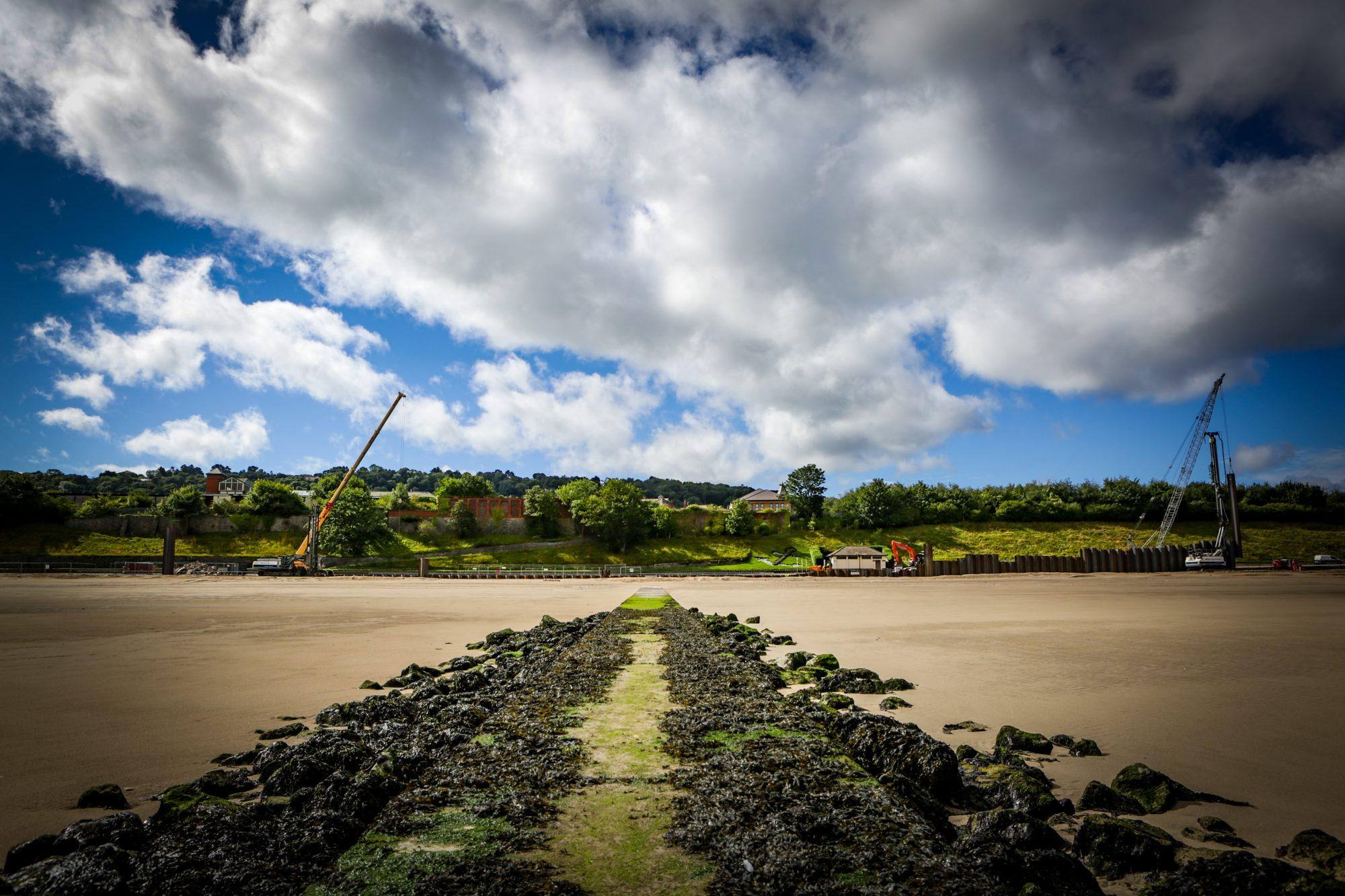 Colwyn Bay Beachfront regeneration project