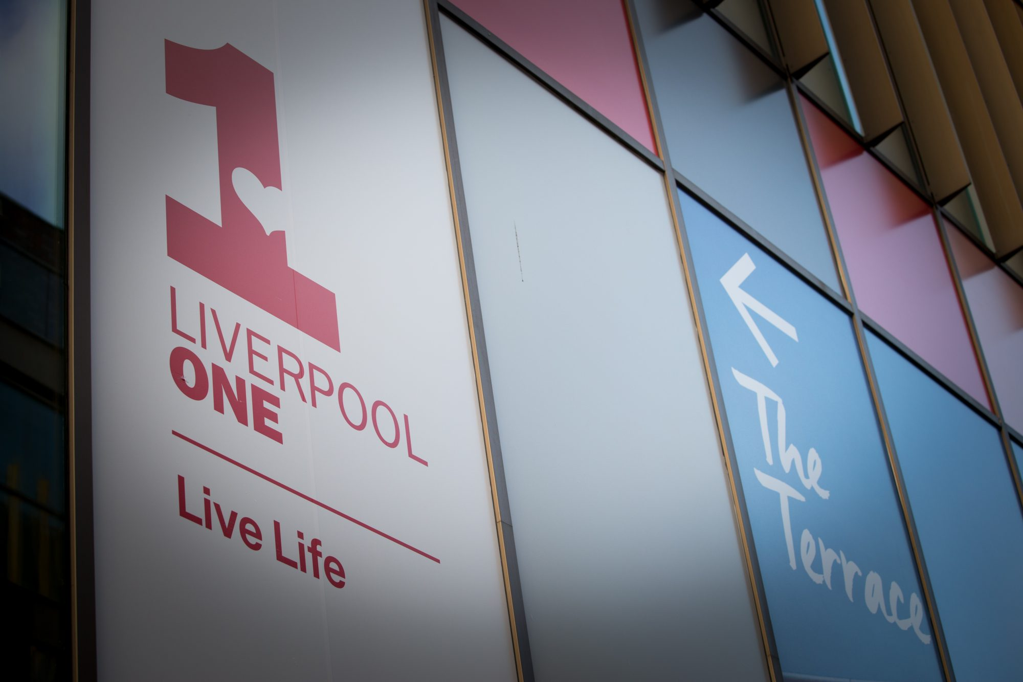 PR; Commercial photography; Liverpool One