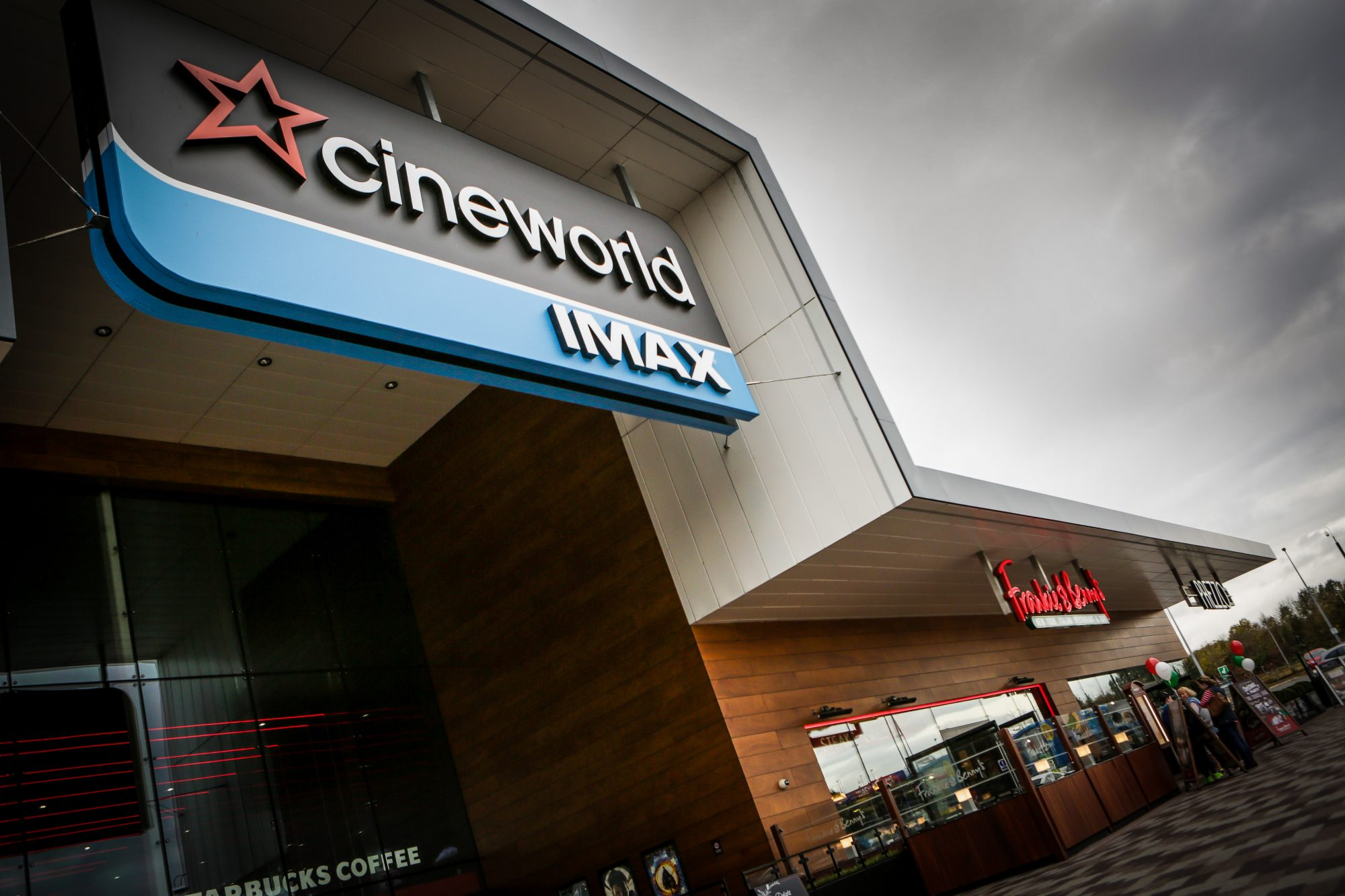 Broughton Shopping Park Cineworld